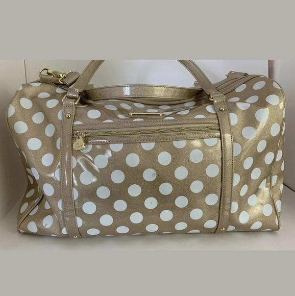 Betsey Johnson Handbags - Betsey Johnson Hocus Pocus Weekender Tote Bag